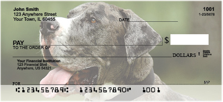 Great Danes Personal Checks