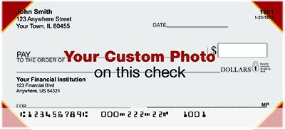 Custom Photo Checks