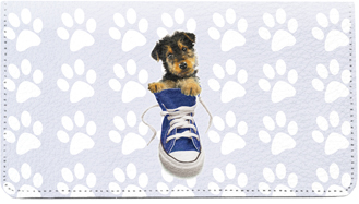 Sneaker Pups Keith Kimberlin Leather Cover