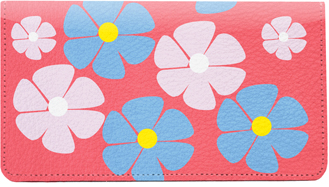 Flower Power Leather Cover