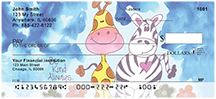 Encouraging Zoo Animals Personal Checks