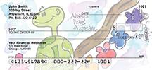 Dream Turtle Personal Checks