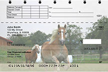 Horses Top Stub Checks