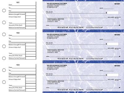3 Per Page Business Checks