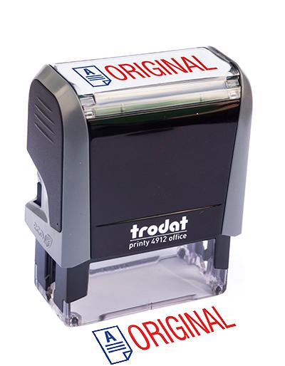 Original Message Stamp