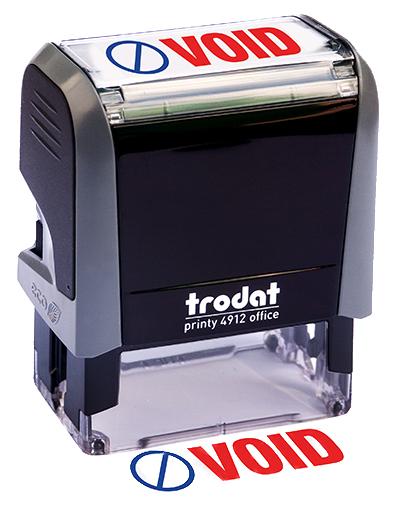 Void Message Stamp