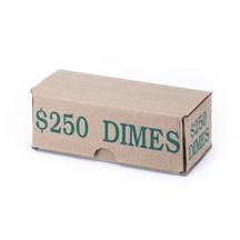 Dime Storage Boxes