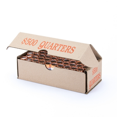 Quarter Storage Boxes