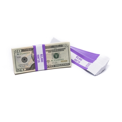 Barred $2,000 Currency Band