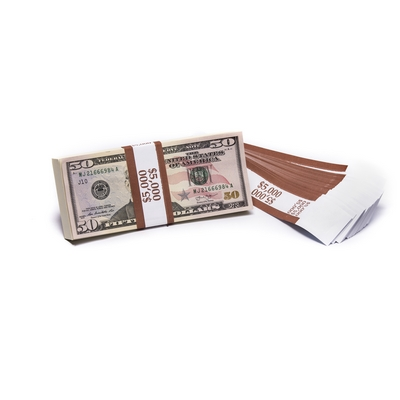 Barred $5,000 Currency Band