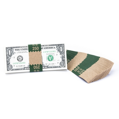 Natural Saw-Tooth $250 Currency Band