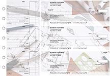 Architect Standard Counter Signature Business Checks