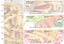 American Cuisine Standard Mailer Business Checks