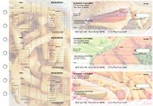 American Cuisine Multi-Purpose Salary Voucher Business Checks