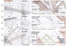 Architect Multi-Purpose Salary Voucher Business Checks