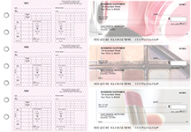 Makeup Multi-Purpose Counter Signature Business Checks