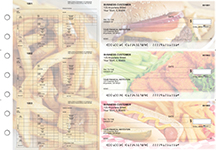 American Cuisine Multi-Purpose Hourly Voucher Business Checks