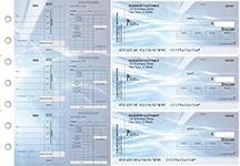Digital Payroll Invoice Business Checks