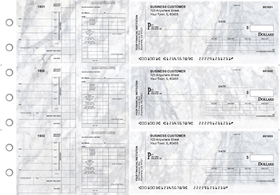 Marble Payroll Invoice Business Checks
