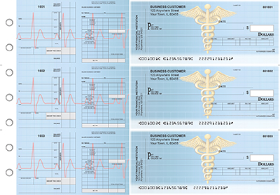 Medical Payroll Invoice Business Checks