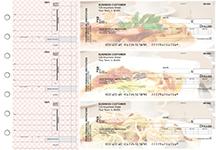 Italian Cuisine Invoice Business Checks