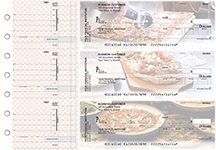 Pizza Invoice Business Checks