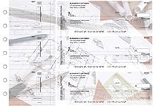 Architect Invoice Business Checks