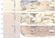 Bakery Itemized Invoice Business Checks