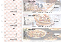 Pizza Standard Invoice Business Checks
