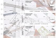 Architect Standard Invoice Business Checks