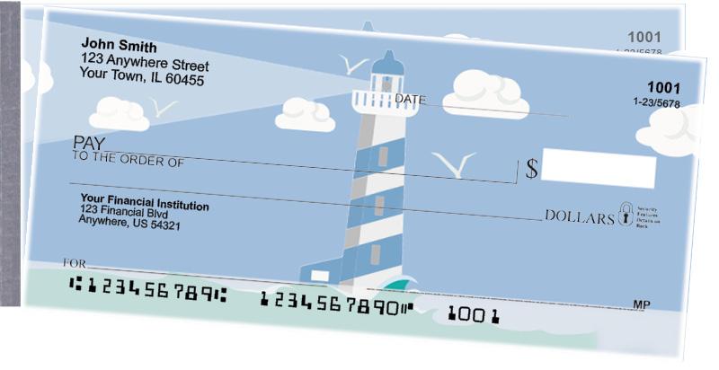 Splendid Lighthouse Side Tear Checks