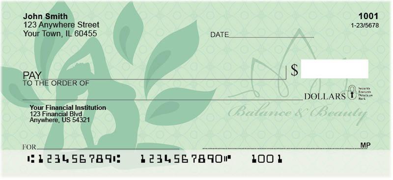 Namaste Personal Checks