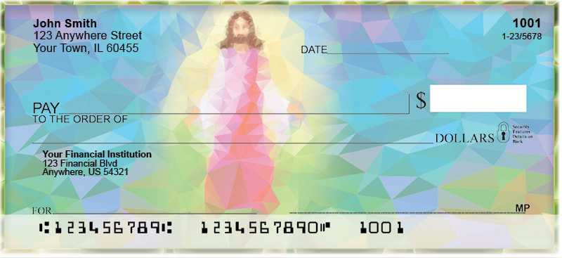 Kingdom of God Personal Checks