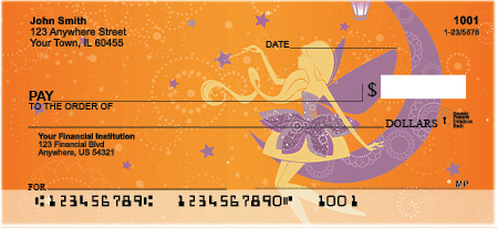 Pixie Dust Personal Checks