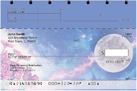 Celestial Moons Top Stub Checks