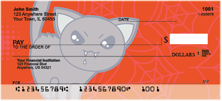 So Spooky Personal Checks