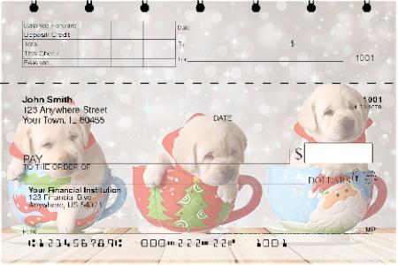 Howling Holidays Top Stub Checks