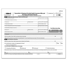 1094-C Transmittal of Employer Provided Health Insurance