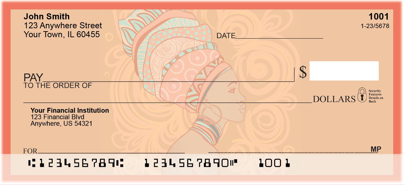 Gele Personal Checks