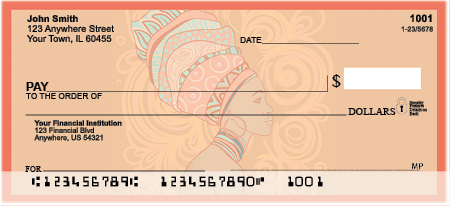 Gele Personal Checks