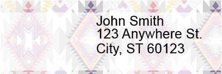 Aztec Address Labels