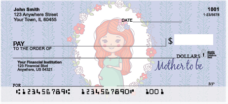 Mother to Be Personal Checks