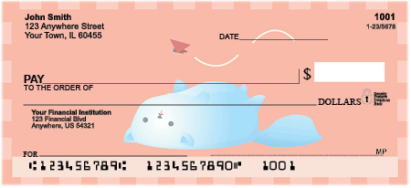 Chubby Cats Personal Checks
