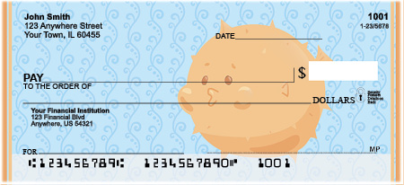 Aquatic Buddies Personal Checks
