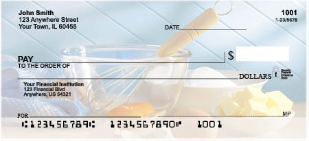 Baking Personal Checks