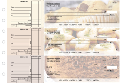Bakery Standard Business Checks