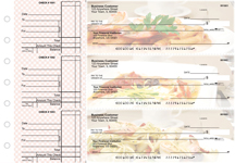 Italian Cuisine Standard Business Checks