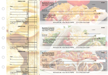 Mexican Cuisine Standard Business Checks