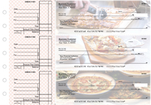 Pizza Standard Business Checks