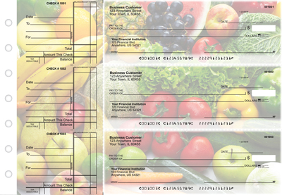 Fresh Produce Standard Business Checks